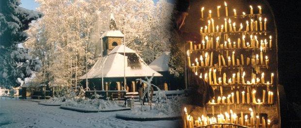 Kerstvoettocht Banneux zondag 22 december