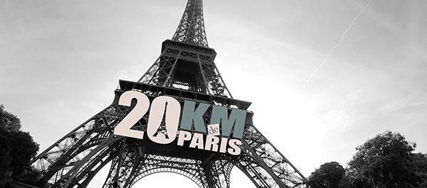 De 20 km van Parijs!