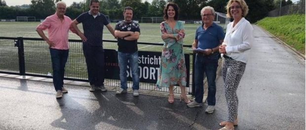 Stichting Faciliteitengebouw Jekerdal gaat eigen sportpark beheren