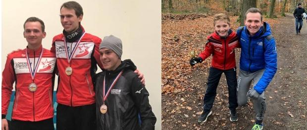 Succesvol Limburgs kampioen cross voor Atletiek Maastricht
