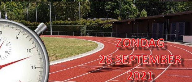 Clubkampioenschappen 26 september